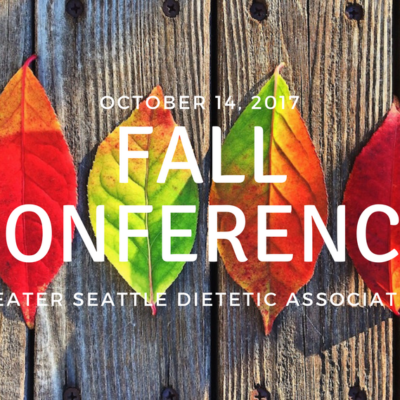GSDA Fall Conference
