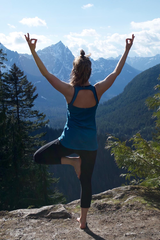 Yoga North Cascades