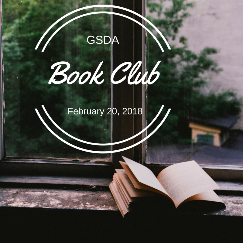GSDA Book Club missing microbes